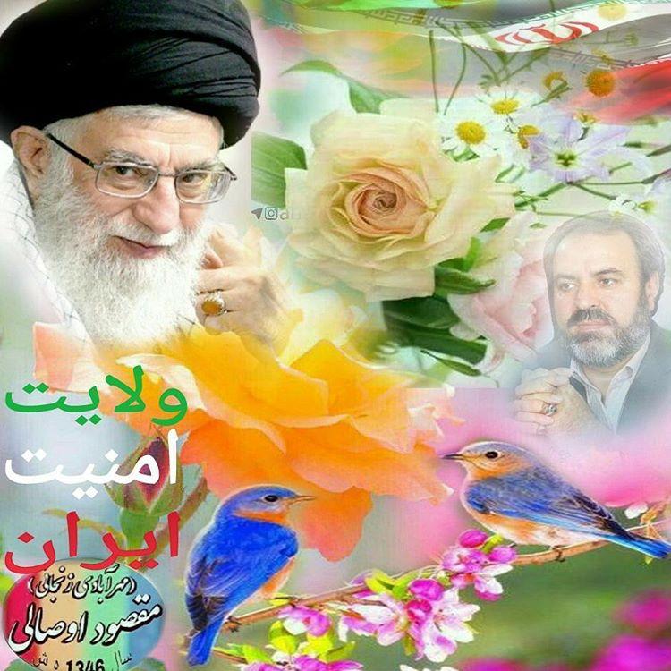 ولایت، امنیت، ایران