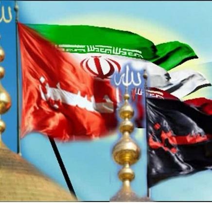 حسینیه اعظم زنجان.زینبیه اعظم زنجان.یوم العباس زنجانیها.زنجان پایتخت شوروشعور حسینی