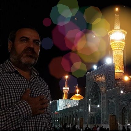 مشهد مقدس شهریور ماه سال1395 مهرآبادی زنجانی