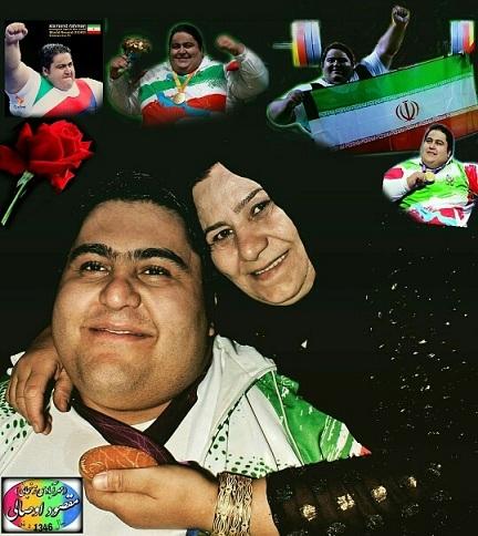 سیامند رحمان، پاراالمپیک، ریو2016، مقام اول، رکورد . جهان پهلوان، افتخار ایران